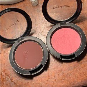 MAC Powder Blushes